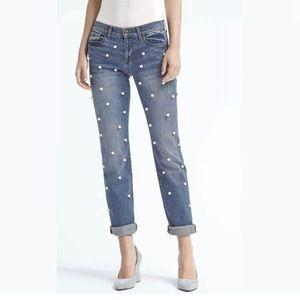 EUC Banana Republic Girlfriend 27 Jeans